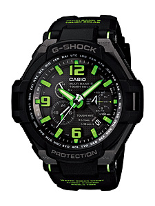 The Watch Co & G-Shockzone G-Shock GDF-100-1A Giveaway
