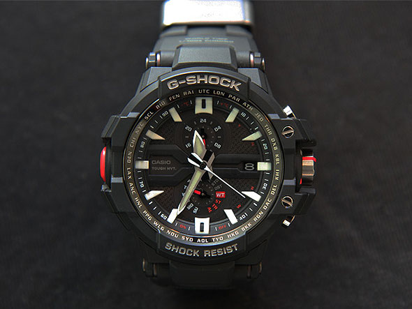 Royal Air Force x G-Shock GW-A1000RAF-1AJR at Baselworld 2012