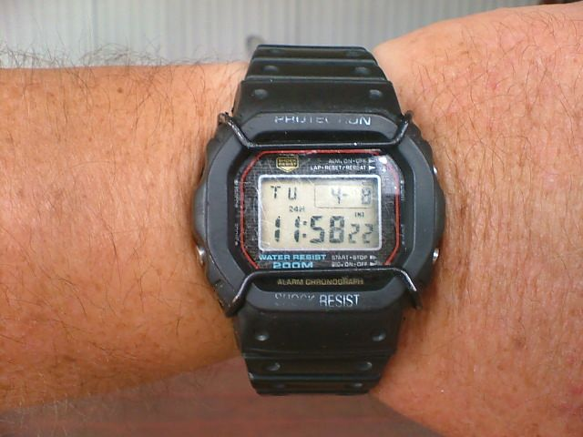 G-Shock GD-100MS-3