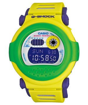 G-Shock G-001HC-3JF hyper-color