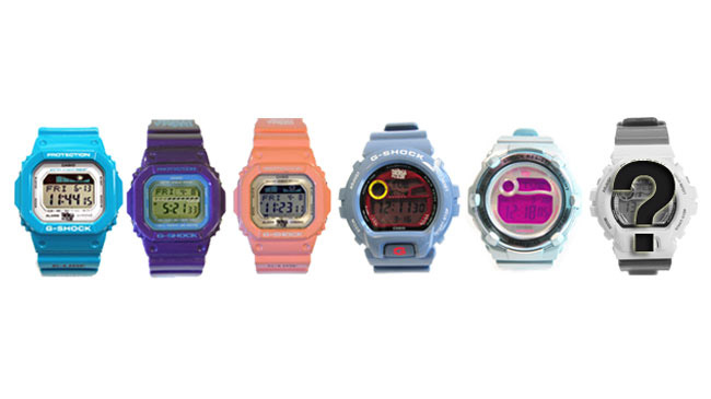 G-Shock IN4MATION