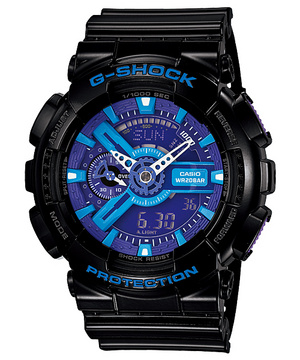 G-Shock GA-110HC-1AJF hyper-colour