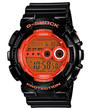 G-Shock GD-100HC-1JF hyper-color
