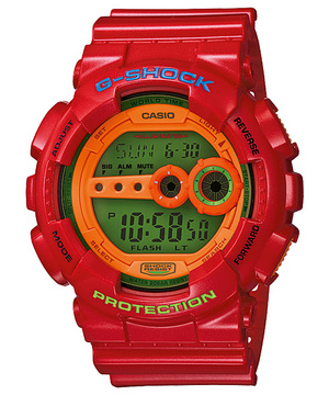 G-Shock GD-100HC-4JF hyper-color