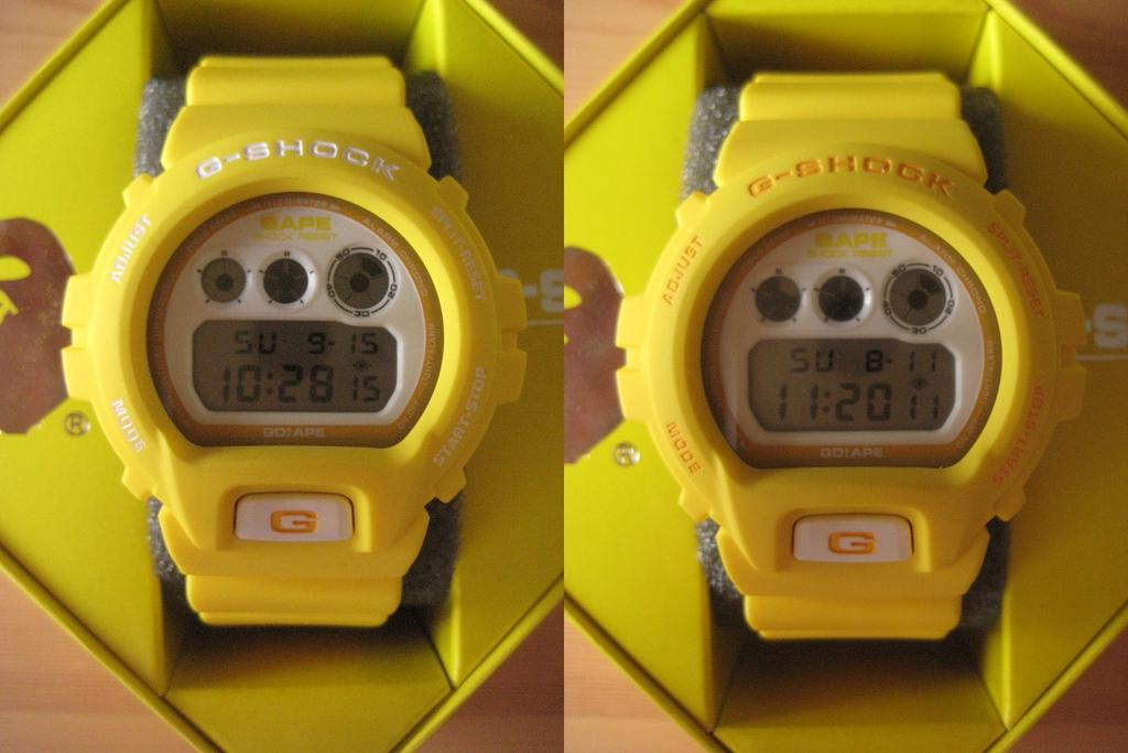 Click image for larger version.  Name:gshock-bape-dw6900-yellow-nfs-101.jpg Views:174 Size:67.3 KB ID:10637