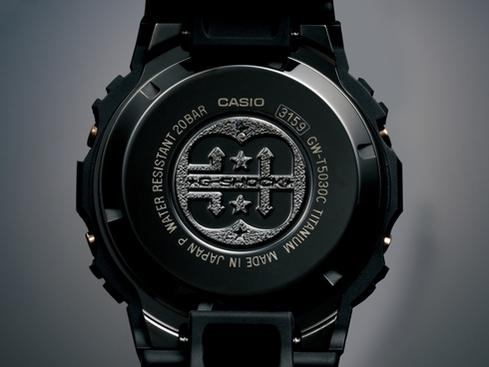 G-Shock GW-T5030C-1 Resist Black 30th Anniversary coming May 2013